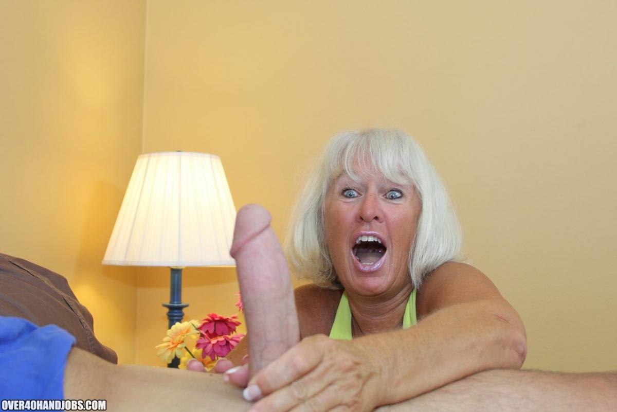 Free granny stocking handjob movies