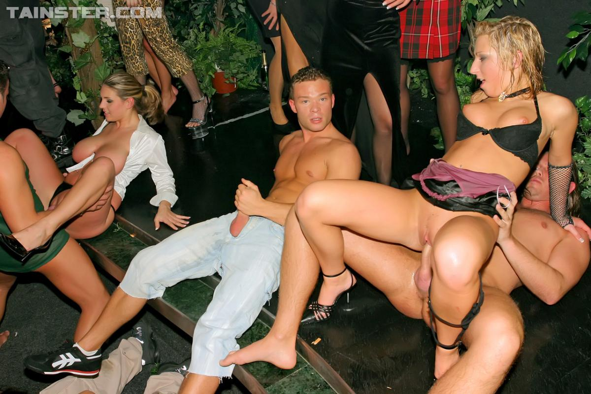 College Coed Sex Party